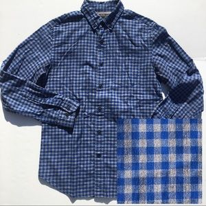 Banana Republic Casual Plaid Button Up Shirt